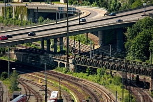 Germany's infrastructure:  a tradition of investment